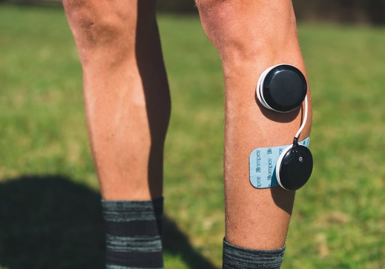 Ankle Twist Prevention with Compex