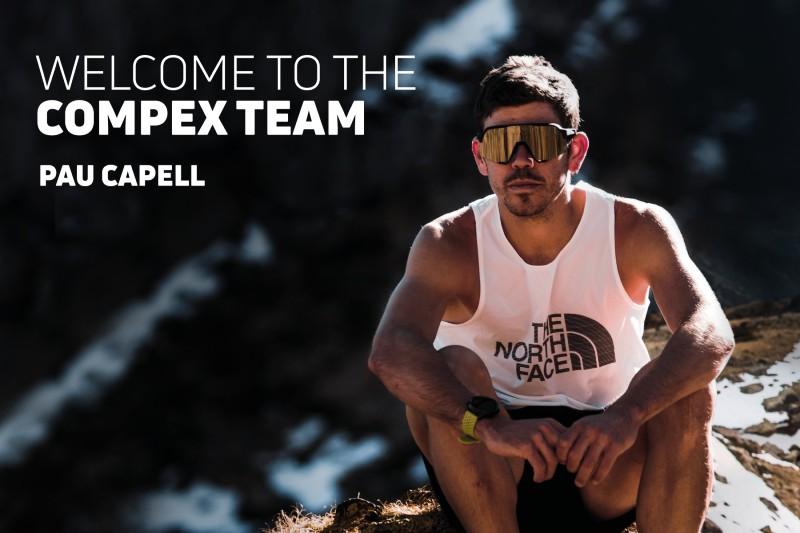 Pau Capell x Compex