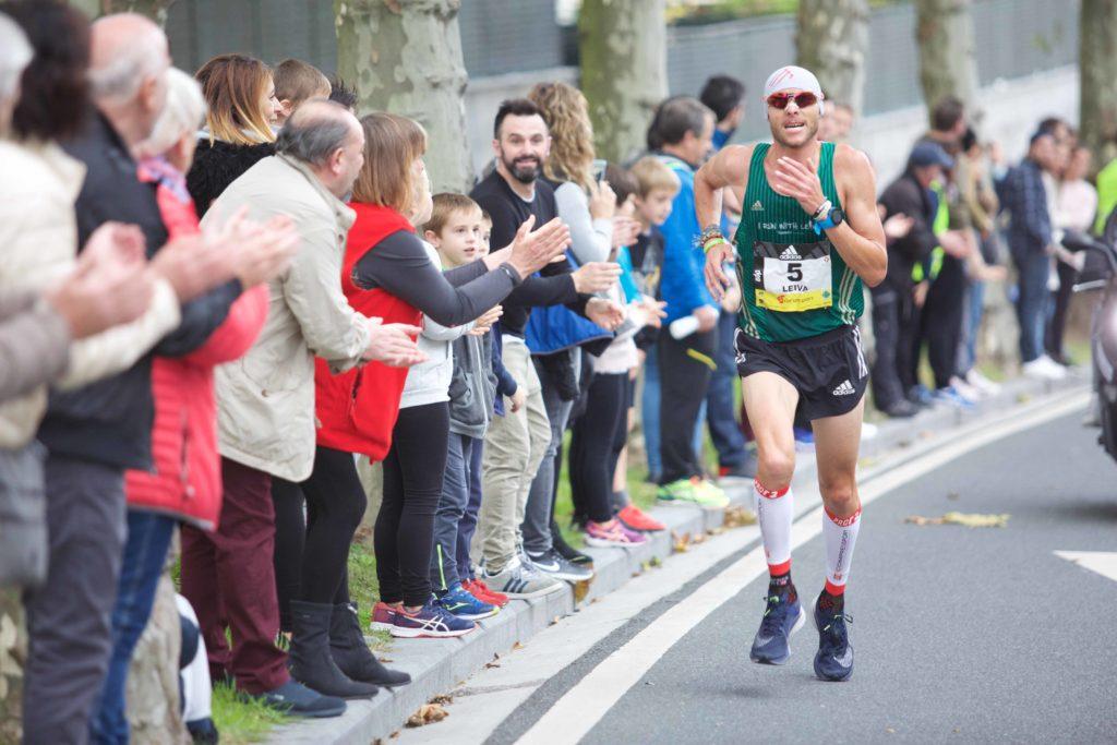 Compex Athlete Jaume Leiva - Maratón de Madrid