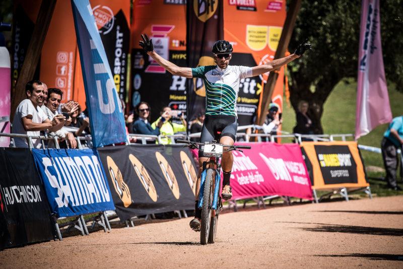 David Valero gana la etapa reina de la ABR