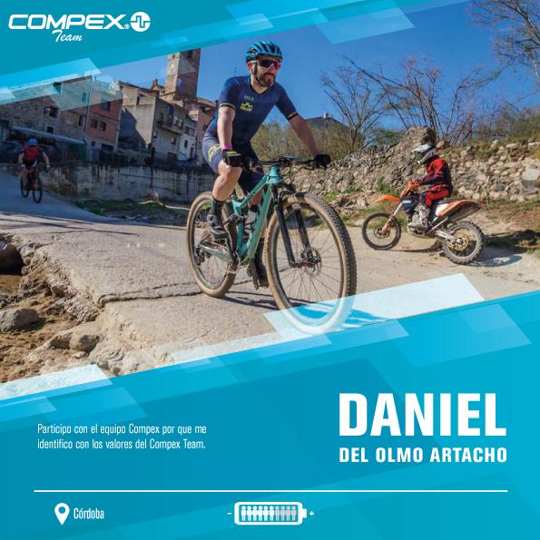Daniel del Olmo Rioja Bike Race 2019