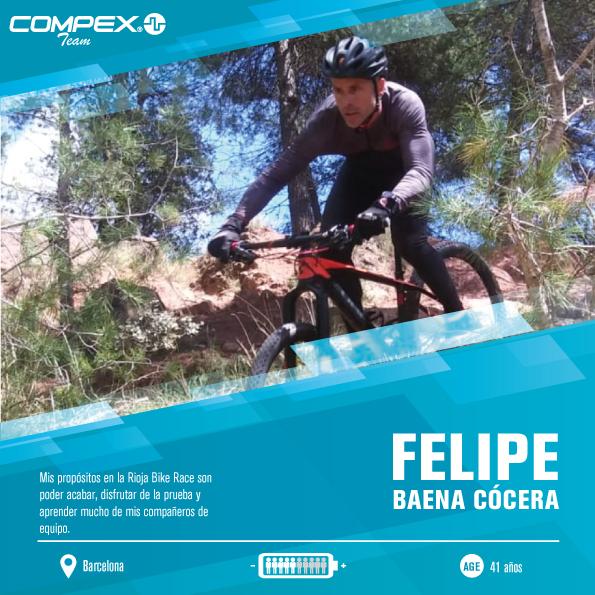 Felipe Baena La Rioja Bike Race - LRBR