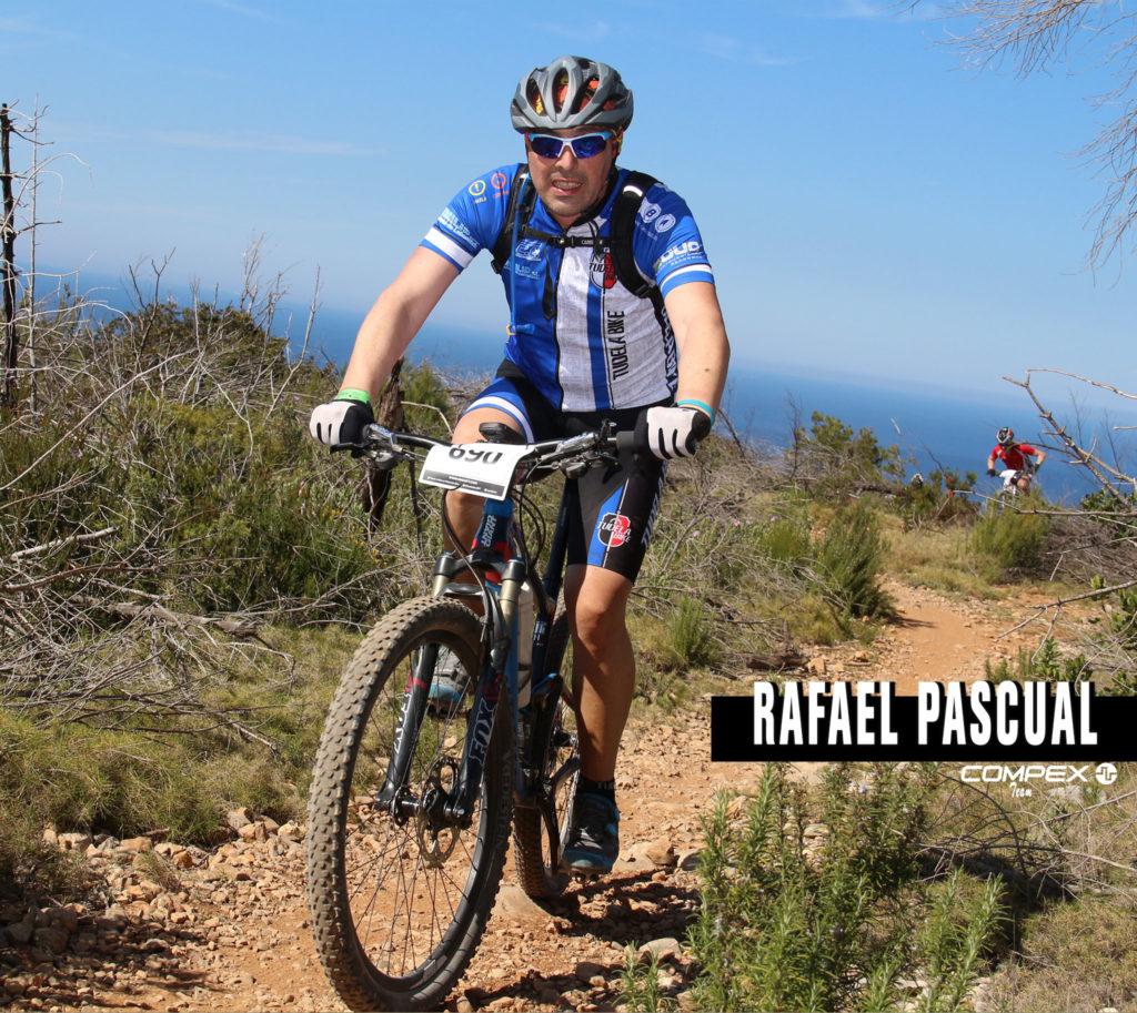 Rafael Pascual Compex Team #AsBR2019