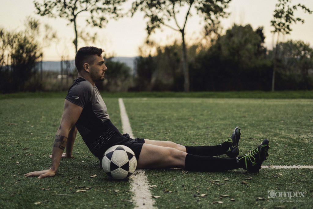 Compex en el XV Campeonato de España de futbol 7