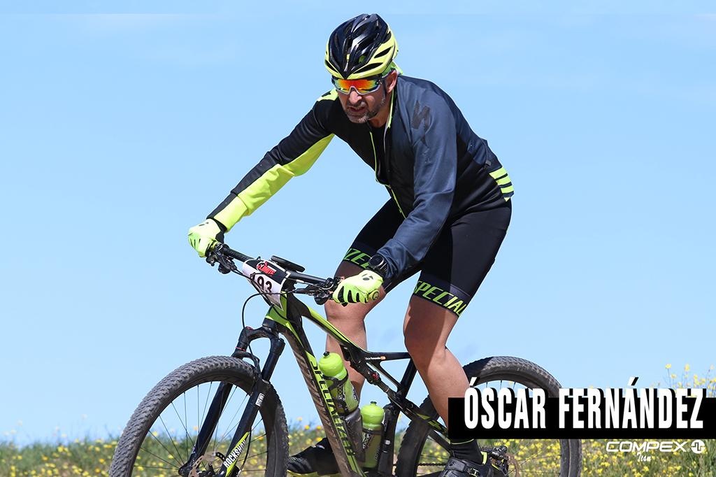 Oscar Fernandez Compex Team #AsBR2019