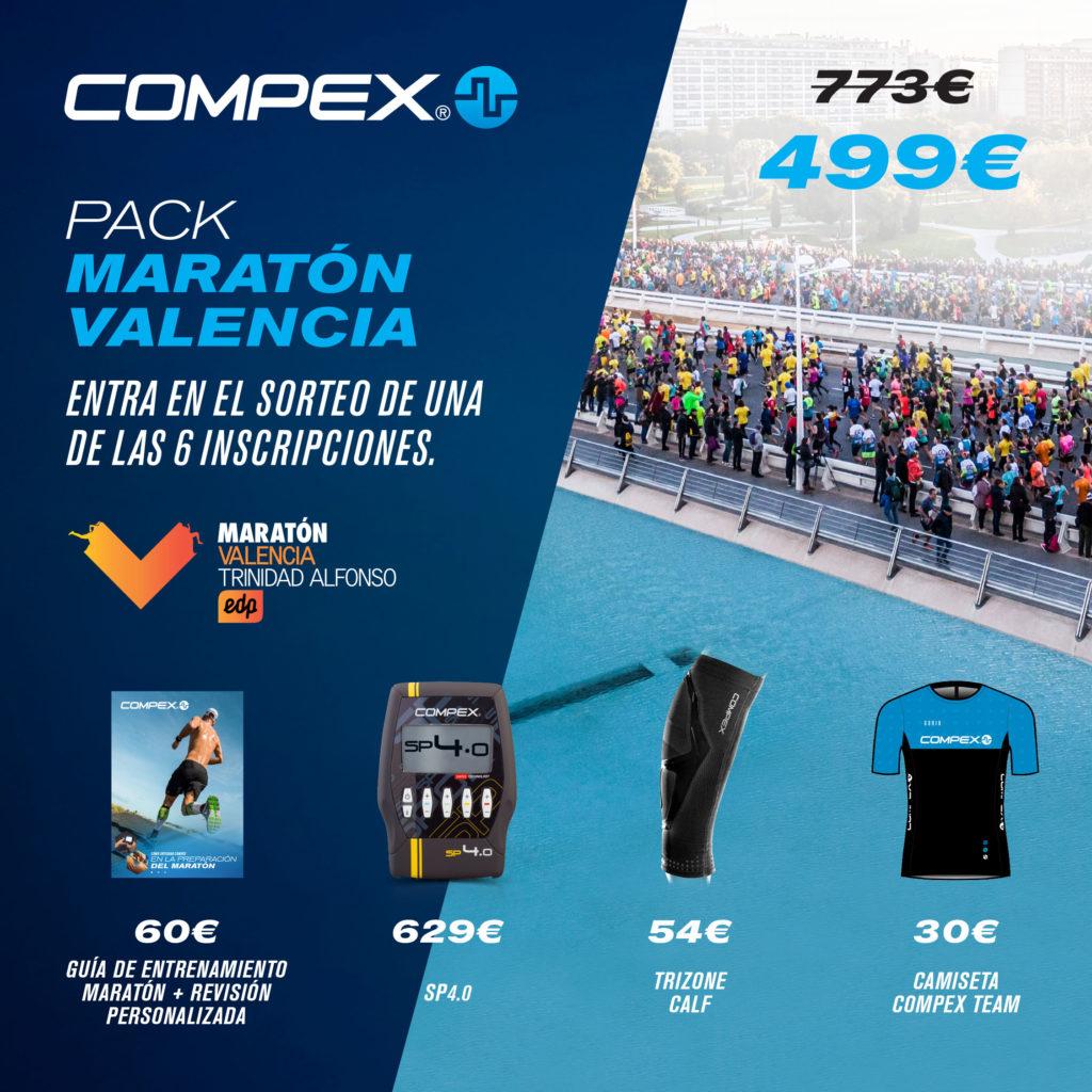 Pack Maratón Valencia