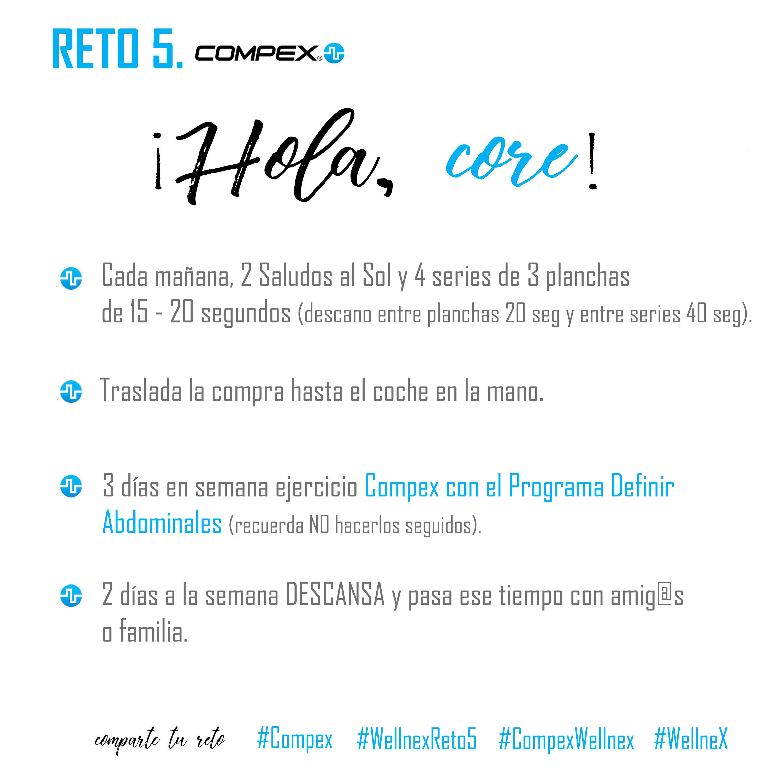 ¡HOLA, CORE!