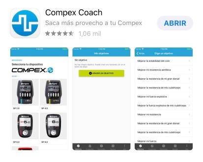 App_Compex Coach