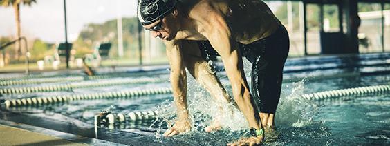 Rutina de entrenamiento Natación con Compex