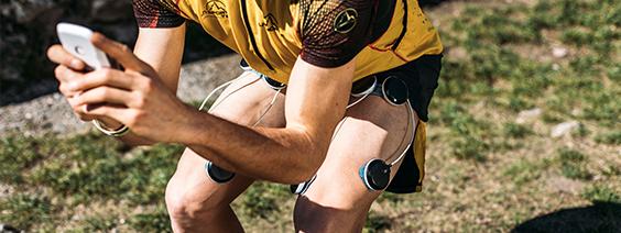Rutina de entrenamiento para trekking/excursionismo con Compex