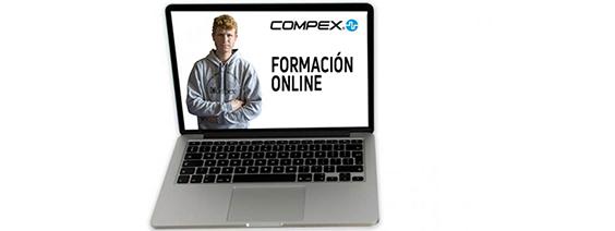 5 razones para hacer la Formación Online de Compex