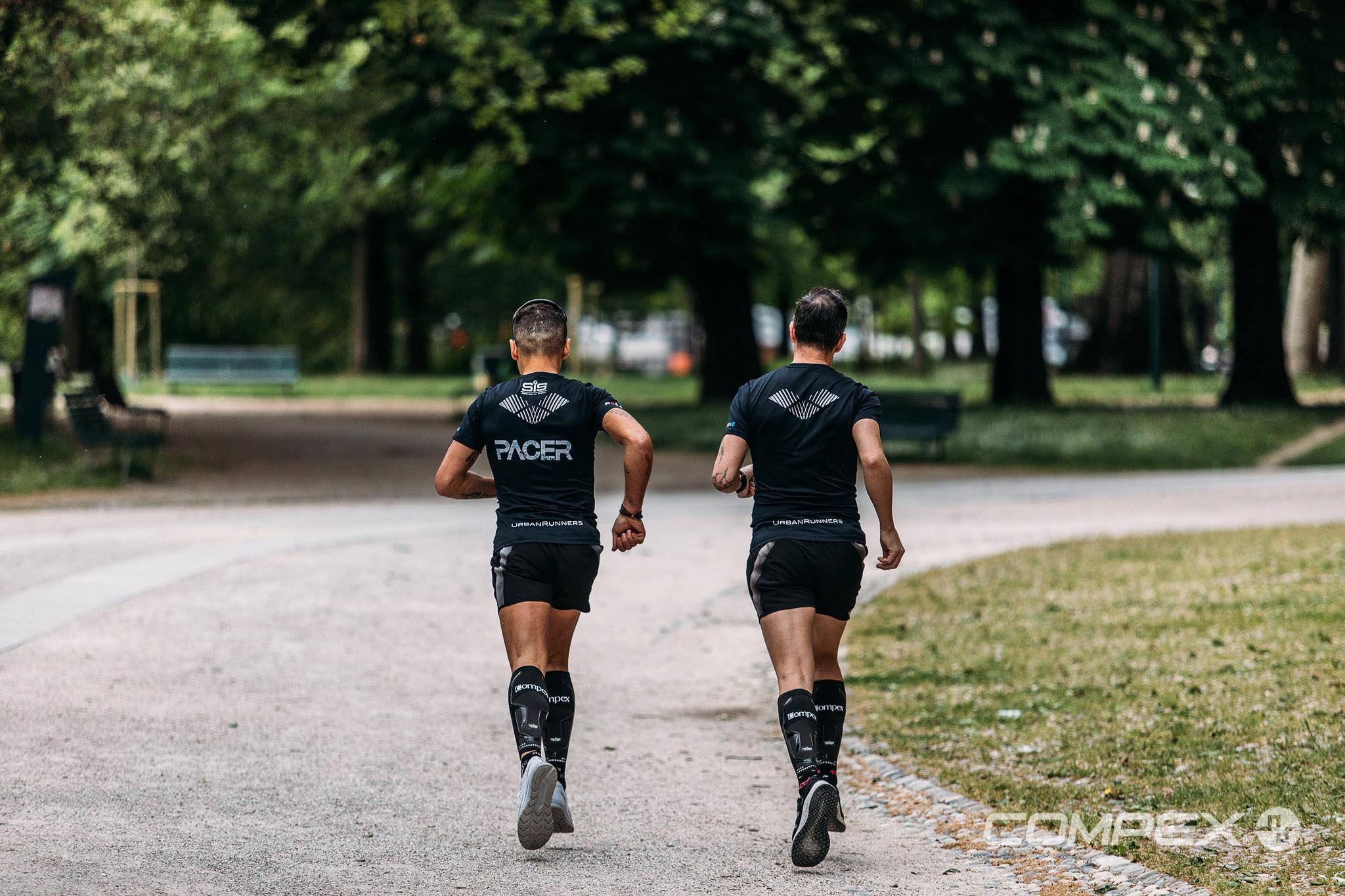 Corri la Milano Marathon 2020 nel Team Compex Italia