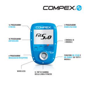 Compex FIT5.0