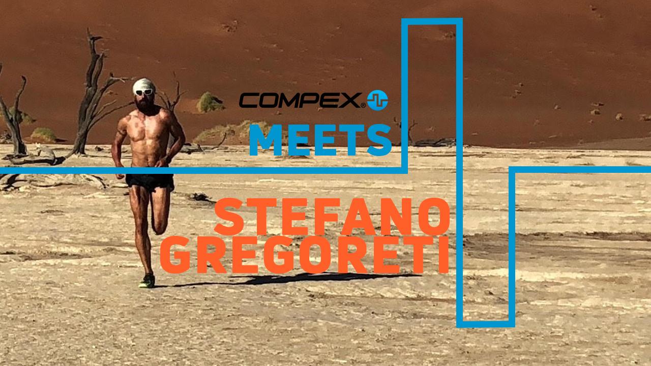 COMPEX MEETS... STEFANO GREGORETTI