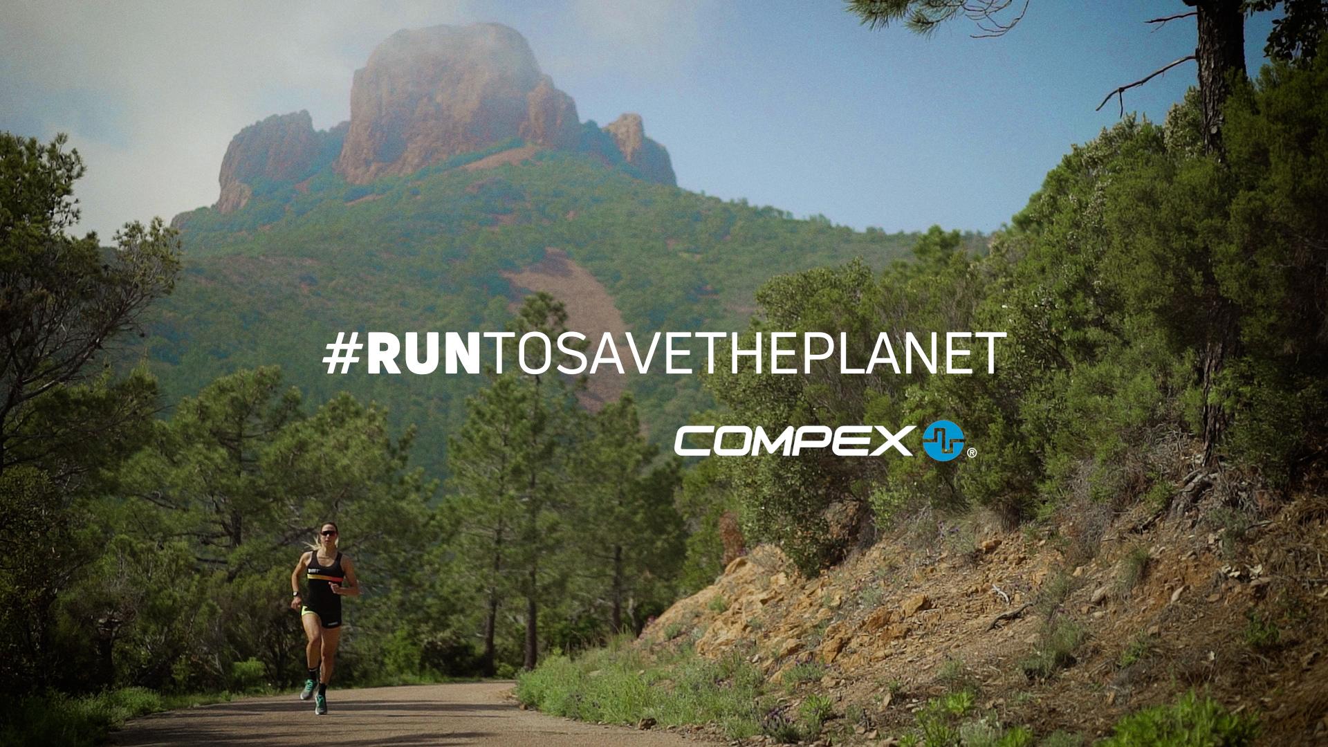 Correre insieme per l'ambiente! #RunToSaveThePlanet