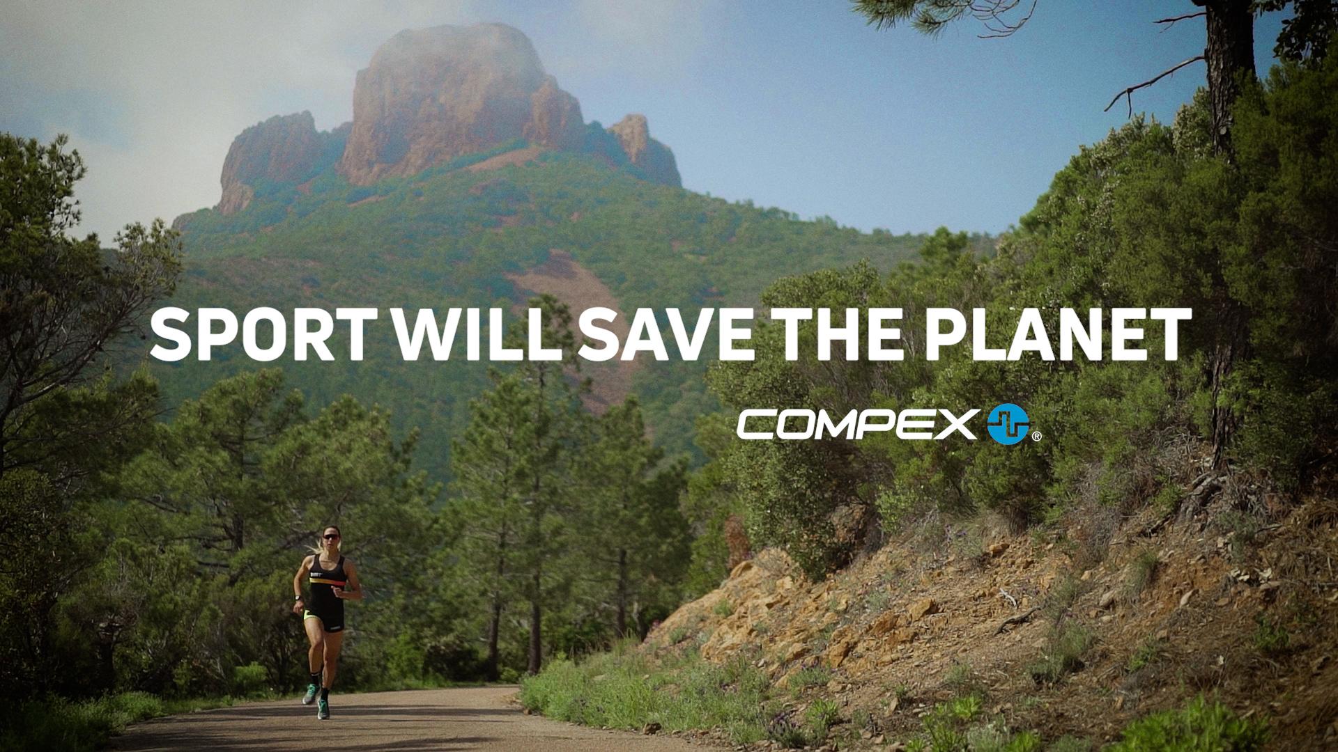 Compex e sostenibilità: i risultati di Run to Save The Planet