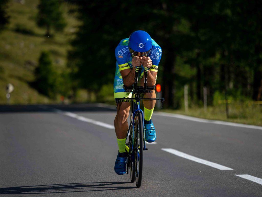 Giulio Molinari - atleta Compex
