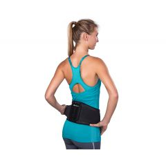 Compex Bionic Back Wrap - On Skin - Back