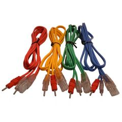 COMPEX SET OF 4 CABLES 8P PIN