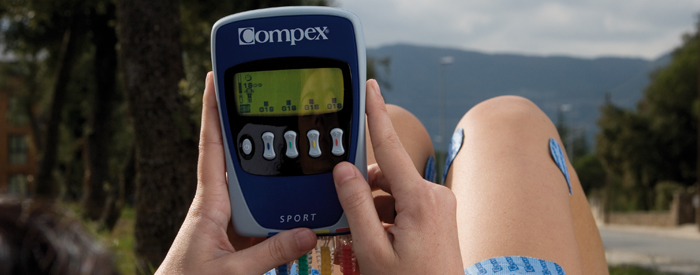 Compex Product Registration