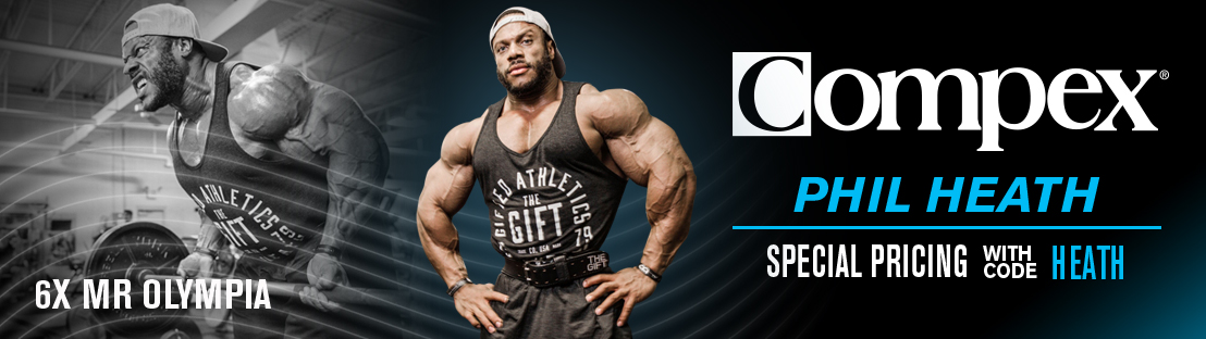 Welcome Phil Heath