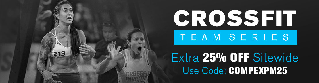 The 2017 CrossFit Team Series by COMPEX
