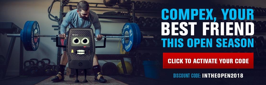 CrossFit Open Announcement