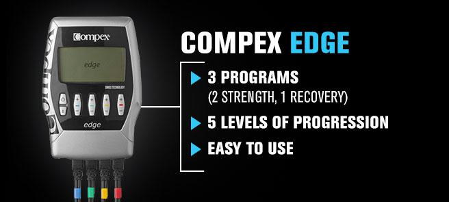 COMPEX EDGE PROGRAMS