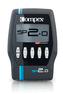 Compex SP 2.0 Muscle Stim device