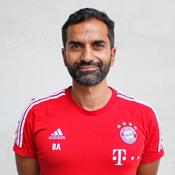 Dr Basit Ahmad  - Compex Intermediate Trainer