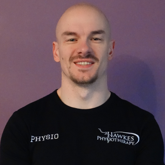 Mathew Hawke - Compex Intermediate Trainer