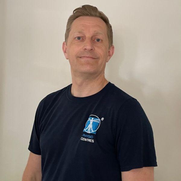 Stuart Mailer - Compex Advanced Trainer