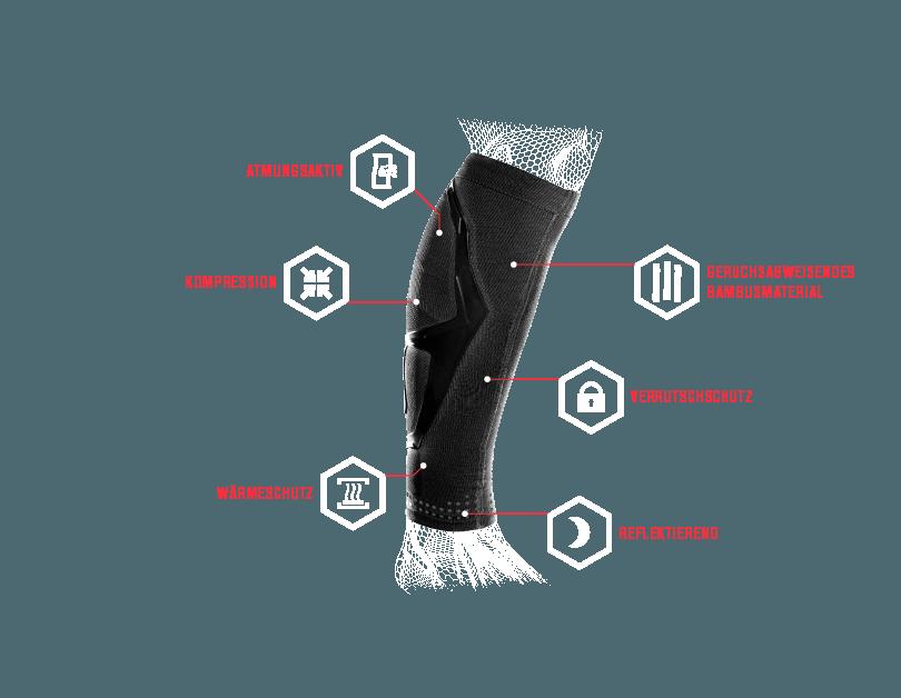 Compex Calf Arm Brace