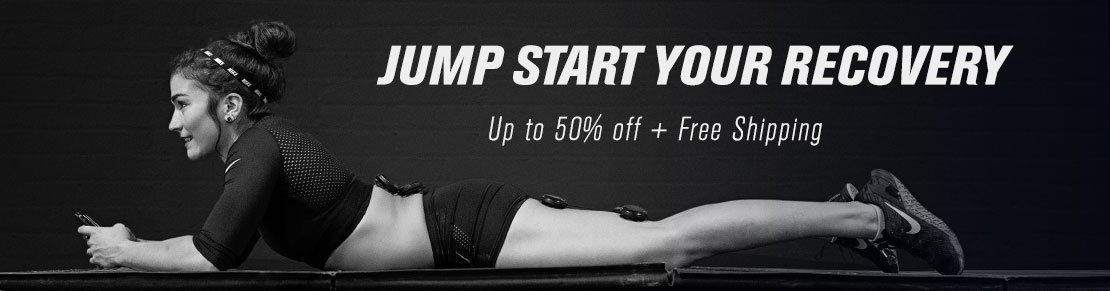 Jump Start Your Recovery - Up to 50% off + Free Shipping