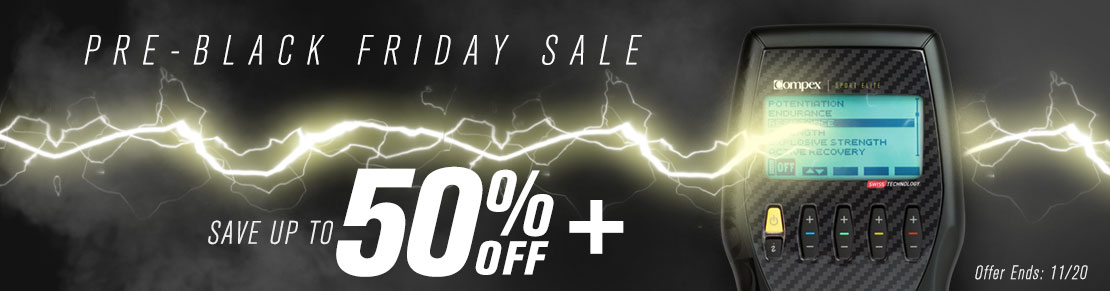Pre-Black Friday Sale - Up to 50% off +