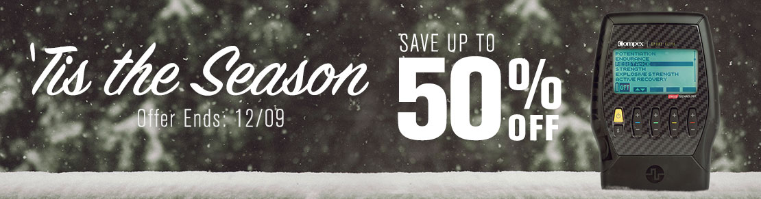 Tis the Season - Up to 50% Off + Free Shipping