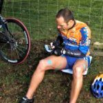 Elite cyclists train with EMS
