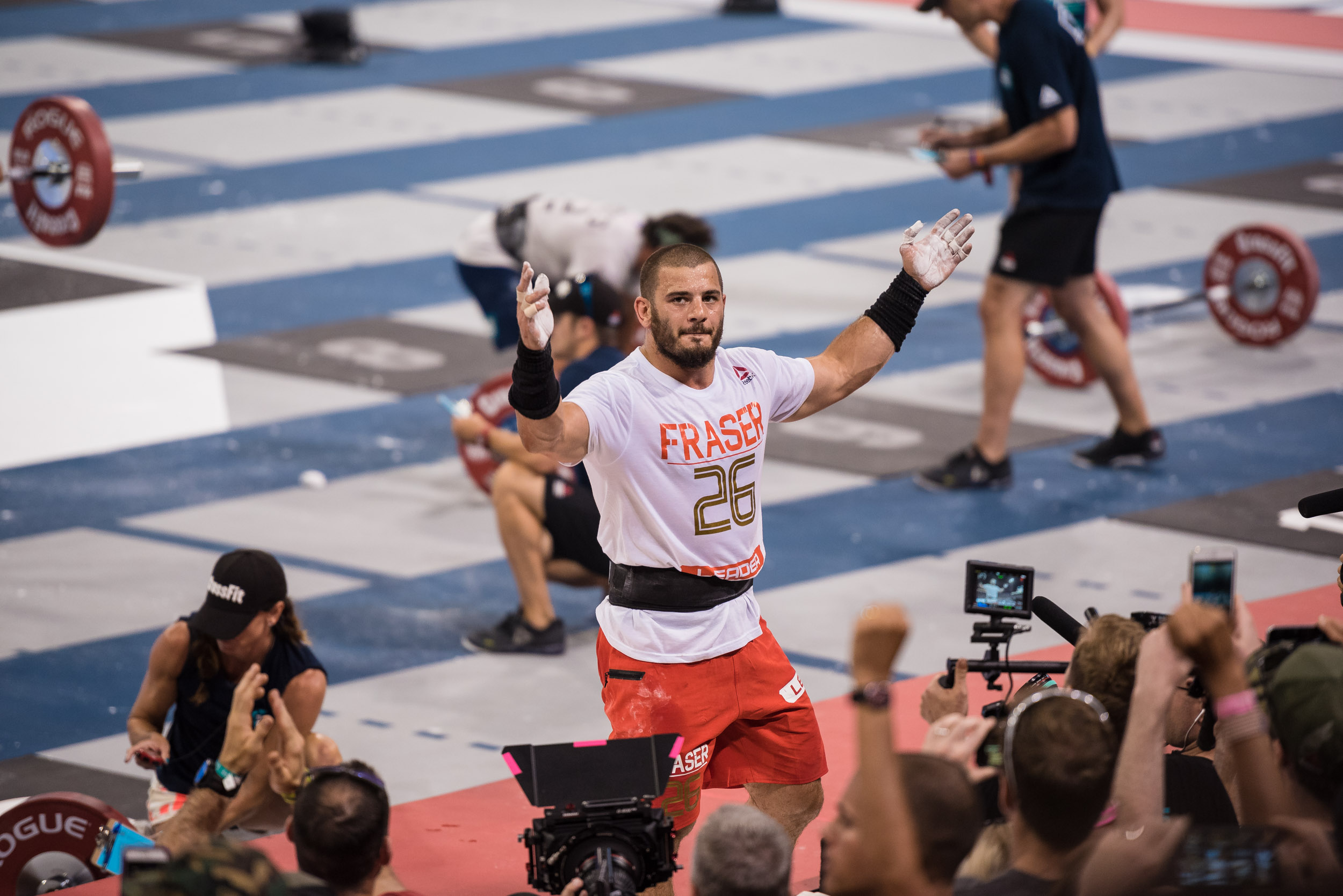5 Tips to Prepare for the CrossFit Open