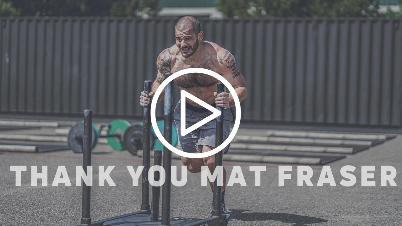 Thank You Mat Fraser